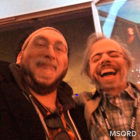 Mister Peter Lord, caught on faceswap with me =)